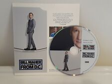 BILL MAHER LIVE FROM DC & REAL TIME DVD HBO 2015 EMMY FYC AFFLECK SALMAN RUSHDIE