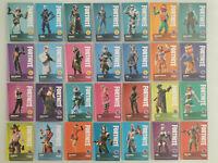 Panini Fortnite Series 1 Epic Legendary Outfit Trading Cards Sammelkarten *RAR*