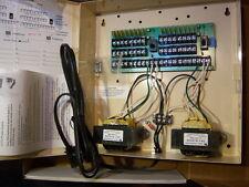 Stealth Laboratories PS-2416UL 16 Camera Power Supply 6.5 Amp @ 24v NIB .. Pelco