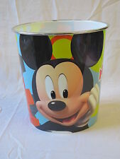 BOYS DISNEY MICKEY MOUSE CLUBHOUSE WASTE BIN