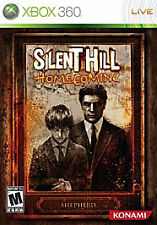 Silent Hill Homecoming Microsoft Xbox 360 NEW factory sealed