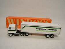 Winross Truck Interstate Batteries of Southern PA Mack Ultraliner Ltd Ed 1990