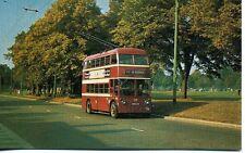 Reading Corporation Trolleybus No.138 unused Pike Postcard