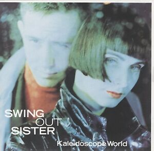 Kaleidoscope World Swing Out Sister cd  free POST