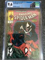 Amazing Spider-Man #316 CGC 9.6 NM+ 1st Venom Cover McFarlane Marvel 1984