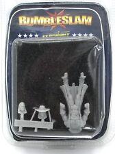 Rumbleslam RSG-STAR-01 Grave Digger Rolling Bones Superstar Undead Wrestler Hero