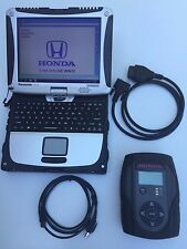 ORIGINAL HONDA HDS DIAGNOSTIC SCANNER SCANTOOL, SPX MVCI Dealer Flash Tool