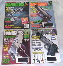Handguns Magazine 1999 & 2000  13 Issues