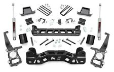 """11-14 Ford F150 2WD 6"""" Rough Country Lift Kit with N3 Shocks 57330"""