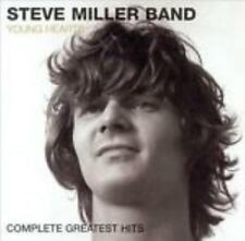 Steve Miller: Young Hearts: Complete Greatest Hits w/ Artwork MUSIC AUDIO CD 22t