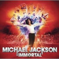 MICHAEL JACKSON - IMMORTAL CD  NEW!