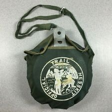 Vintage Official Trail Mess Kit Camping Equipment Campers Outdoor Boy Scouts