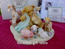 Cherished Teddies *Brenna* #864315 2001 Ltd Ed Special Issue Enesco Mib Ret