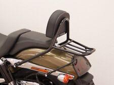 Fehling 7891 Sissy Bar schwarz Harley-Davidson Dyna Fat Bob Typ FXDF 2008-2017