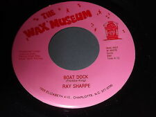Ray Sharpe: Boat Dock / Mama, Talk To Your Daughter 45 - Shag