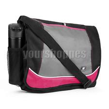 """Canvas Messenger Shoulder Laptop Bag 14"""" For ASUS / HP / Dell / Lenovo / Acer PC"""