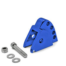 Spring Spacers in Blue 4 Heights Aprilia, MBK, Yamaha