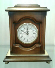 Alarm Clock to Charge Manual Wooden Years 80 'New'