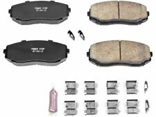 For 2007-2017 Mazda CX9 Disc Brake Pad and Hardware Kit Front Power Stop 45834XP