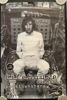 Vintage Lifehouse Elements Pete Townshend Poster