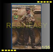 Envío Gratis S&t producto 35013 1/35 Panther comandante de pie John Rosengrant