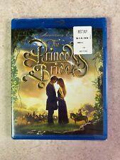 Blu-Ray Dvd Disc New Sealed The Princess Bride