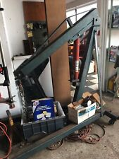 Engine Hoist with Heavy Duty Industrial Hoist