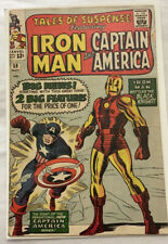 Tales of Suspense # 59 - Iron Man and Captain America - Silver Age Comic