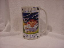 Babe Ruth '88 Sports Impressions Sultan of Swat 6 Inch Stein, New York Yankees!