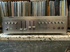 SONY TA-1055 vintage integrated stereo amplifier VGC GWO recapped PAT