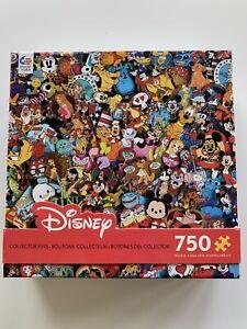 Disney Collectors Pin Puzzle NEW
