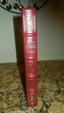 SCARLET LETTER  by  Hawthorne, Easton Press Greatest Books