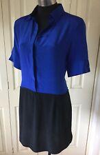 Gorgeous Arthur Galan Silk Dress, Size 10