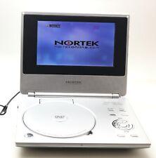 Nortek PDVX 700 TV Portable DVD Player inkl. Akku