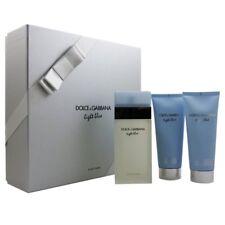 Dolce & Gabbana Light Blue Set 100ml Eau de Toilette EDT & 100ml BL & 100ml SG