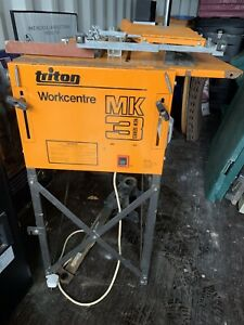 Triton Mk 3 Saw  Saw And Router Table Plus Extras