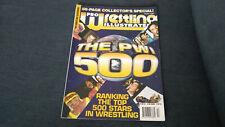 Pro Wrestling Illustrated PWI Magazine Winter 1995 Top 500 Stars In Wrestling