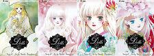 Dolls Shojo Series Collection Set 1-4 English Manga by Yumiko Kawahara BRAND NEW
