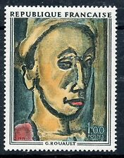 STAMP / TIMBRE FRANCE NEUF LUXE N° 1673 ** TABLEAU ART ROUAULT