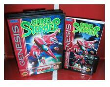 Grind Stormer for Sega MegaDrive Video Game system 16 bit MD card