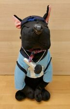 RARE Big Daddy Dane Dogpound Plush Homies Peek-a-boo Toys NWT