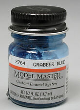 Testors Grabber Blue 1/2 oz Enamel Paint 2764 TES2764