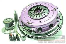 Xtreme Organic Twin Plate Clutch Kit suits Holden Commodore V8 VT VY VZ LS1 5.7L