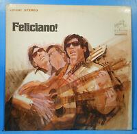 JOSE FELICIANO FELICIANO! SELF VINYL LP 1968 ORIGINAL GREAT CONDITION VG+/VG+!!B