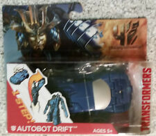 NEW 2014 Transformers Age of Extinction AUTOBOT DRIFT (Car) Step Changer AOE