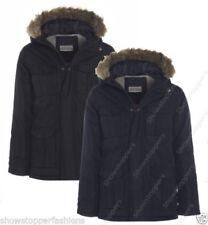 Cappotti e giacche con cappuccio per bambini dai 2 ai 16 anni Taglia 11-12 anni