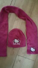 Hello Kitty Sombrero y Scalf 110-116cms