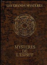 """Colin Wilson & Stuart Holroyd : Mystères de l'esprit """" Le Livre de Paris """""""