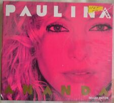 Paulina Rubio - Ananda - Deluxe Edition - CD/DVD NEW! Rare! FREE SHIPPING!
