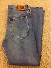 men's LEE W30-31 L29 Cash, Tapered, Stonewashed, Stretch . Great Condition